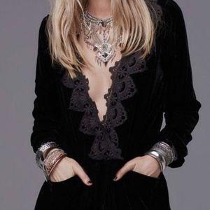Velvet Premier Dress